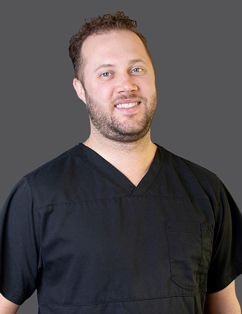 Dr. Graeme Lackie