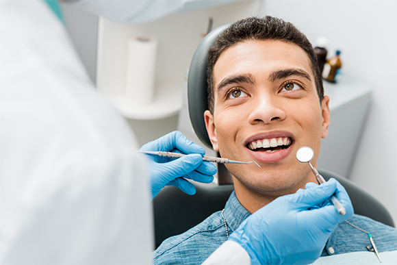 dental exam saskatoon